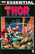 Marvel Comics ESSENTIAL THOR TPB Volume #5 528 pages