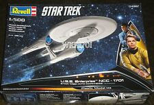 USS ENTERPRISE NCC-1701 Revell Model Kit JJ Abrams Star Trek Darkness Beyond