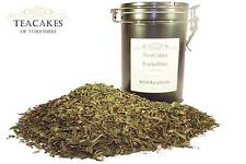 Wild Raspberry Green Tea Gift Caddy Aromatic 100g Loose Leaf Best Value Quality