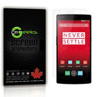 CitiGeeks® OnePlus One Screen Protector Guard Crystal Clear HD Film [10-Pack]