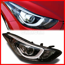 OEM GENUINE PART FOR AVANTE ELANTRA MD PROJECTION HEAD LAMP LIGHT RH 2014-2015