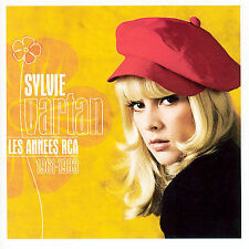 Les Annees RCA 1961-1983 by Sylvie Vartan (CD, Sep-2004, 2 Discs, Bmg/Rca...