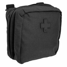5.11 Tactical Vtac 6.6 Medical Pouch Black, Molle, Slickstick