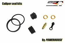 Yamaha SR 125 SE front brake caliper seal repair kit 1992 1993 1994 1995 1996