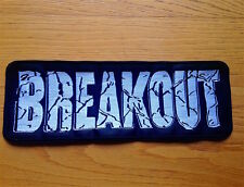 HARLEY DAVIDSON BREAKOUT PATCH - TOPPA RICAMATA - FXSB - FXSBE