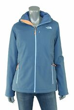 Women's North Face Cool Blue Apex Elevation Softshell Jacket M New $199