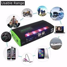 68800mAh Car Auto Power Bank For Laptop Emergency Multi-function Jump Starter