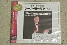 Brand New Rare Paul Mauriat Japan CD- Best Selection Vol. 1 (OBI)