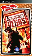 Tom Clancy's Rainbow Six: Vegas (PSP Essentials) BRAND NEW SEALED