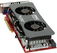 MSI GeForce GTX 275 N275GTX Twin Frozr OC 896MB 448-Bit GDDR3 PCI Express2.0 x16