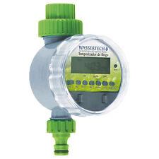 Programador / Temporizador Digital de Riego / Irrigación Wassertech (RGTRDW)