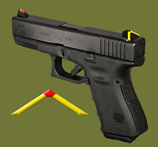 FOR GLOCK, ATS SIGHT ADVANTAGE TACTICAL SIGHT WITH FIREFLY, FITS ALL MODELS