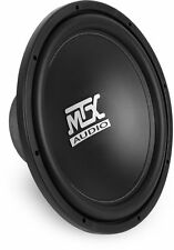 "MTX RTL15-04 200W RMS 15"" Single 4 ohm Road Thunder RTL Series Car Subwoofer"