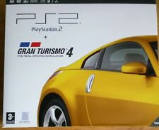 Sony playstation 2 console gran turismo 4 edition-neuf