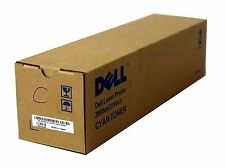 Dell T6412 Cyan Toner Cartridge G7028 3000cn Genuine New