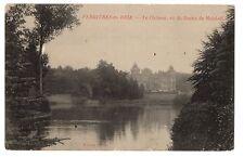 CPA 77 - FERRIERES EN BRIE (Seine et Marne) Le Château, vu du Routin de Malakoff