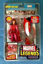 SCARLET WITCH MARVEL LEGENDS LEGENDARY RIDER SERIES COMICS FIGURE