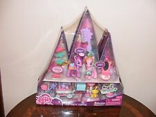 My Little Pony Twilight Sparkle and Starbeam Twinkle Canterlot Castle