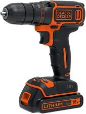 Black & Decker-BDCHD 18K-GB - 18v marteau combi perceuse (kitbox)