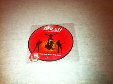 "QUEEN vs THE MIAMI PROJECT - ANOTHER ONE BITES THE DUST 7"" PICTURE DISC  FOREVER"