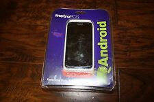 NEW Black MetroPCS Alcatel OneTouch Evolve 2 Prepaid No Contract GSM Smartphone