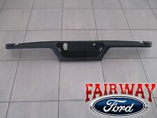 15 thru 17 F-150 OEM Ford Rear Bumper Top Step Pad Cover w/ Tow without Park Aid