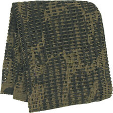 Proforce 61050 Sniper Face Veil Scarf Camo 100% Cotton Netting Retains Heat In
