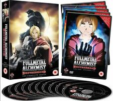 Fullmetal Alchemist Brotherhood 1-64 - The Complete Series 10 DVD Komplett-Box