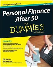 Personal Finance after 50 for Dummies by Consumer Dummies Staff, Eric Tyson...