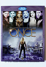 ABC Once Upon a Time Complete Second Season 2 on Blu-ray Reflective Slipcover