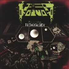 VOIVOD - Killing Technology - CD **Noise Records 1986 like new disc