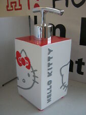 soap dispenser square hello kitty dispensador bathroom distributeur accessories