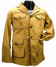 Vintage BOY SCOUTS OPEN COLLAR UNIFORM c.1923-27 Eisner BSA Button SCOUT JACKET!