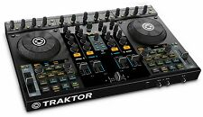 Native Instruments Traktor Kontrol S4 4+1 Channel DJ System