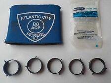 FORD E63Z-5A231-A CLAMP (SET OF 5) FACTORY OEM PART