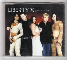 (HA767) Liberty X, Just A Little - 2002 CD
