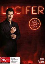 Lucifer : Season 1 (DVD, 3-Disc Set) NEW