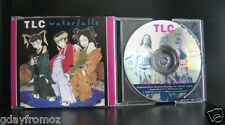 TLC - Waterfalls 4 Track CD Single