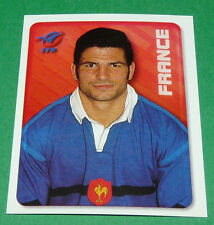 N°132 XV FRANCE FFR MERLIN IRB RUGBY WORLD CUP 1999 PANINI COUPE MONDE