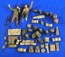 VERLINDEN PRODUCTIONS #2695 Crew-Ammo-Stowage for M16 Half-Track in 1:35