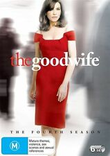 The Good Wife : Season 4 (6-Disc Set) Region: 4