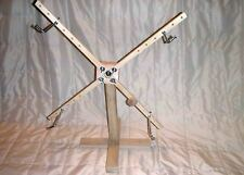 Portable Upright hardwood Yarn Swift Winder