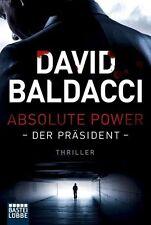 Baldacci, David - Absolute Power - Der Präsident: Roman