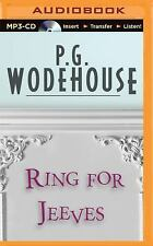 Ring for Jeeves by P. G. Wodehouse (2015, MP3 CD, Unabridged)