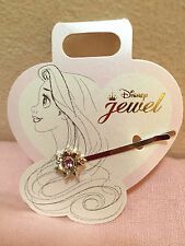 NEW Disney Store Japan Tangled Rapunzel Golden Sun Hair Pin Accessory