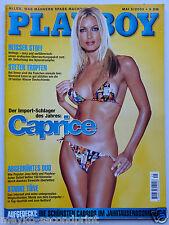 Playboy - D 5/2000, Caprice, Luraina Undershute, 60 Jahre Nylon, Peter Maffay
