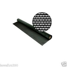 "Phifer Wire PET RESISTANT Fiberglas Screen 48"" x 100'  Black  NEW!"