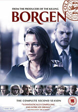 BORGEN 2 - DVD - REGION 2 UK