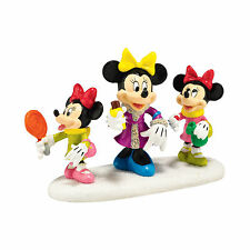 Dept 56 Disney Christmas Village Minnie's Treat For Sweets 4047187 Department