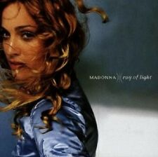 "MADONNA ""RAY OF LIGHT"" CD NEUWARE"